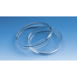 Petrischaal glas BRAND hxd 20x100 mm (10 stuks)
