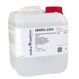 Zoutzuur 1 mol/l (1N) SV 5 liter