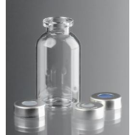 Headspace vials 20 ml 20 mm (100 stuks)