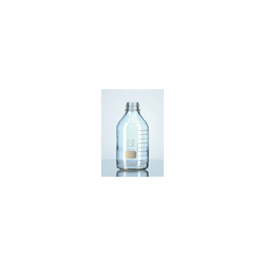 Laboratoriumfles DURAN helder glas zonder dop 2 liter GL 45