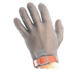 Handschoen metaal tegen snij-, steek- en beetwonden; maat M; 1 stuks
