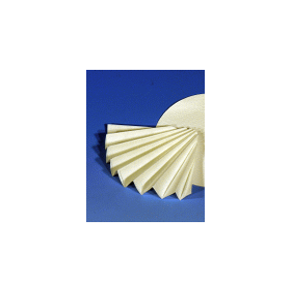 Vouwfilter MN 616 1/4 d 270 mm (100 stuks)