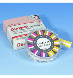 DUOTEST pH 7.0-10.0 rol m 5 meter