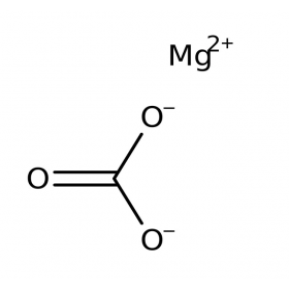 ACROS Magnesium Carbonaat, USP voor biochemie; 250 g