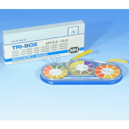 TRI-BOX pH 0.5-13.0 (3 rollen)