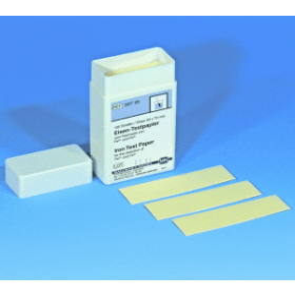 Testpapier kwalitatief IRON (100 strips)