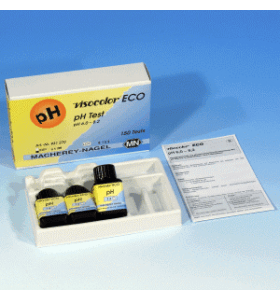 Macherey-Nagel VISOCOLOR ECO test kit (navul) pH 6,0-8,2 150 bepalingen