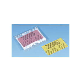 Vocht indicator test strip 8% (zonder Kobalt Chloride) (1000 strips 60x35 mm)