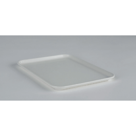 SICCO schaal kunststof (Melanine) dxbxh 268x208x17 mm