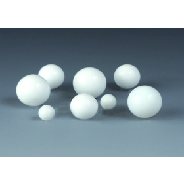 BOLA kogels (ronde ballen) PTFE d 3 mm (verpakking 100 stuks)