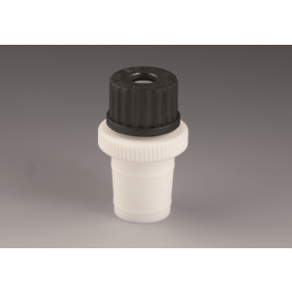 BOLA roerasgeleider PTFE NS 29/32 draad GL 25 voor schacht 8 mm, compleet