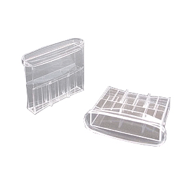Cuvet kunststof (PMMA) 50x10 mm lichtweg 50 mm (50 stuks)