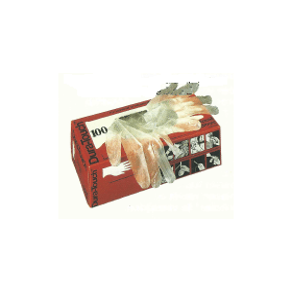 Handschoen vinyl Edmont DT XL 34-500/9-9.5 (100 stuks)