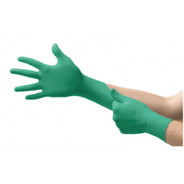 Handschoen Ansell Touch N Tuff 92-600 24 cm maat 7 (100 stuks)