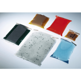 Monsterzak SteriBag kunststof (PE) met schrijfvlak 150 ml lxb 178x76 mm (500 stuks)