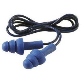 3M E-A-R oordop Tracer met koordje (TR-01-000) (50 paar)