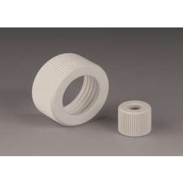 BOLA schroefdop kunststof (PTFE/glasvezel) GL 25 gat 15.0 mm