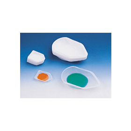 Weegbakje met tuit disposable ca. 133x89x25 mm (140 ml) (250 stuks)