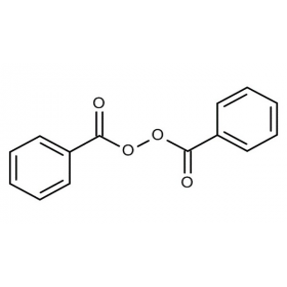 MERCK Benzoyl Peroxide, bevochtigd met 25% water, voor synthese; 250 g