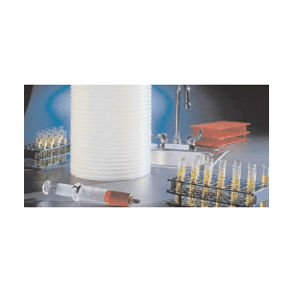 Slang siliconen 4x8 mm (25 meter)