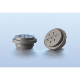 Duran rubberstop broombutyl grijs; voor GL 45 systeem (10 stuks)
