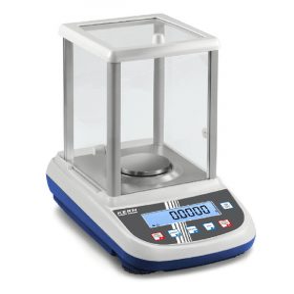 KERN analytische balans ALJ 160-4A 160 g aflezing 0.1 mg