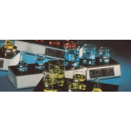 LABINCO magneetroerbank L-716 6x1 posities