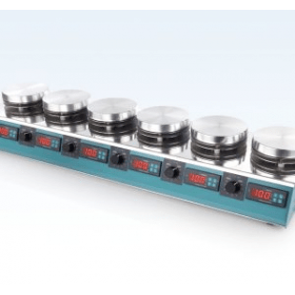 LABINCO magneetroerbank LD-816 6x1 posities