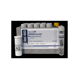 Macherey-Nagel NANOCOLOR Ammonium 0.05-3.00 mg/l 20 bepalingen