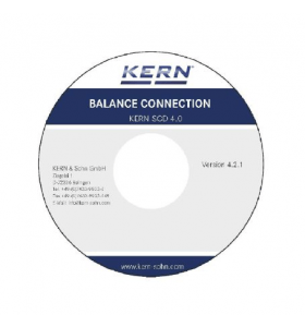 KERN Software BalanceConnection SCD-4.0