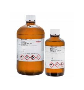 2-Propanol, droog (max 0.01% water) reagentia kwaliteit, ACS, ISO; 1 liter