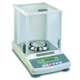 KERN analytische balans ABT 120-4NM; 120 g aflezing 0.1 mg
