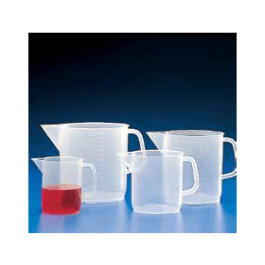 Maatbeker kunststof (PP) Kartell 2 liter